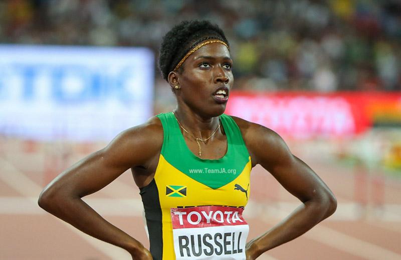 Janieve Russell